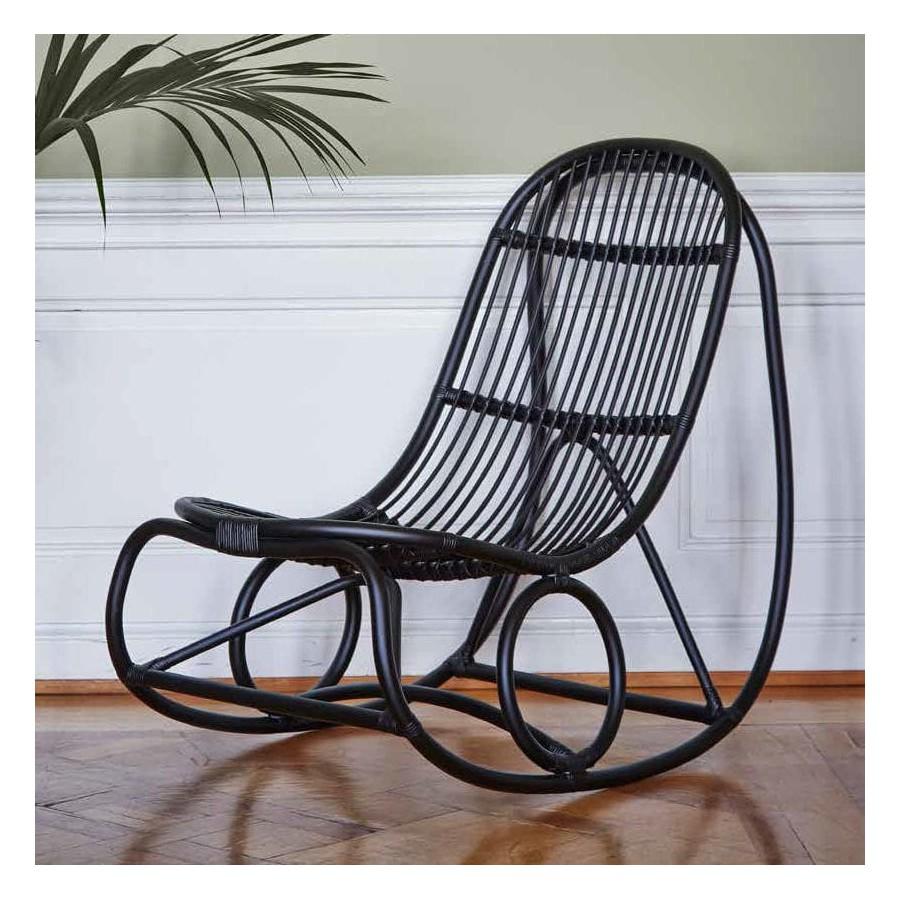 rottinkinen keinutuoli nanny by sika design. Black Bedroom Furniture Sets. Home Design Ideas