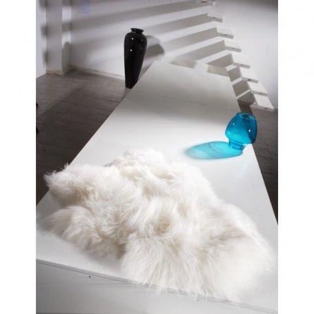 Valkoinen Lampaantalja Icelantic 110 cm pitkä