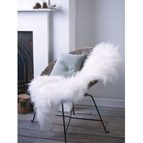 Valkoinen lampaantalja, Icelandic, M koko