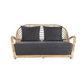 Rottinkinen sohva Charlottenborg, By Arne Jacobsen