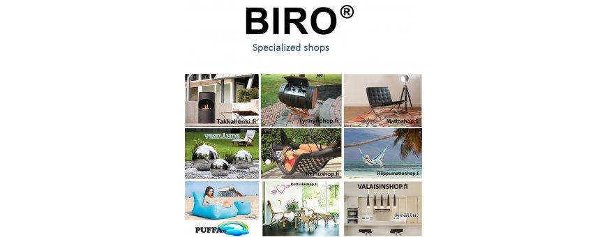 BIRO:n muut tuotteet